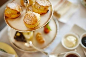 Jersey afternoon tea